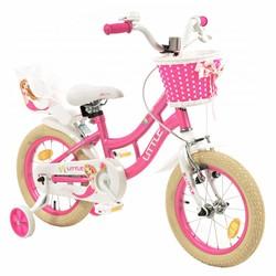 2Cycle Kinderfiets 14 inch Zeemeermin Little
