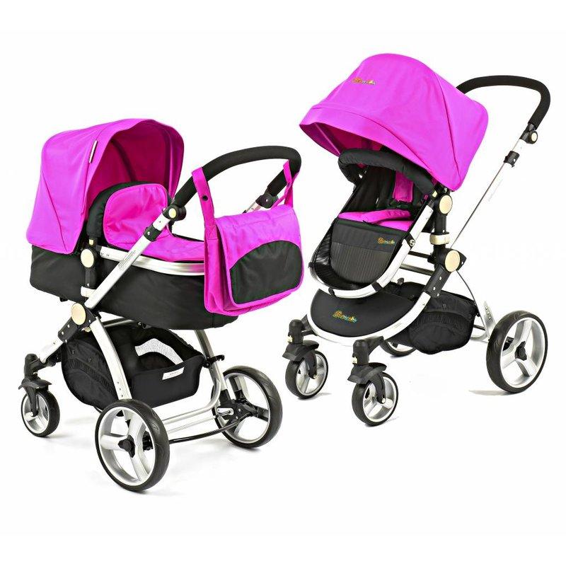 Branssøn Kinderwagen Pink (5091