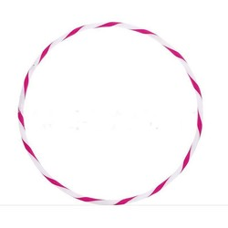 2Cycle Hoalahoep roze met LED licht 90cm