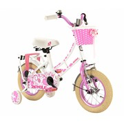2Cycle Kinderfiets 12 inch Roze