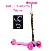 2Cycle Step Met LED Wielen