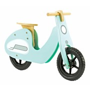 2Cycle Houten Loopfiets Scooter