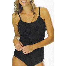 Nahtloses Damen Top mit verstellbaren Trägern