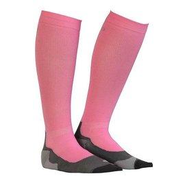 Gococo Sport Stützstrümpfe in rosa-grau- Klasse 1