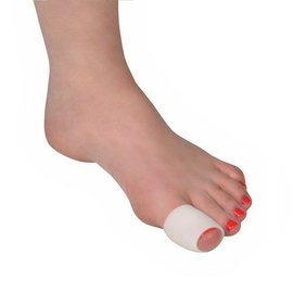 Living Feet Schützender Zehenring im 6er Pack
