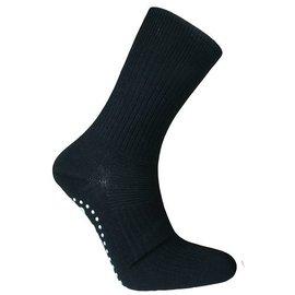 Modern Styles Knöchelhohe Antirutschsocken aus Wolle mit elastischem Bund