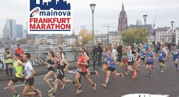 Elite bio Protein goes Frankfurt Marathon