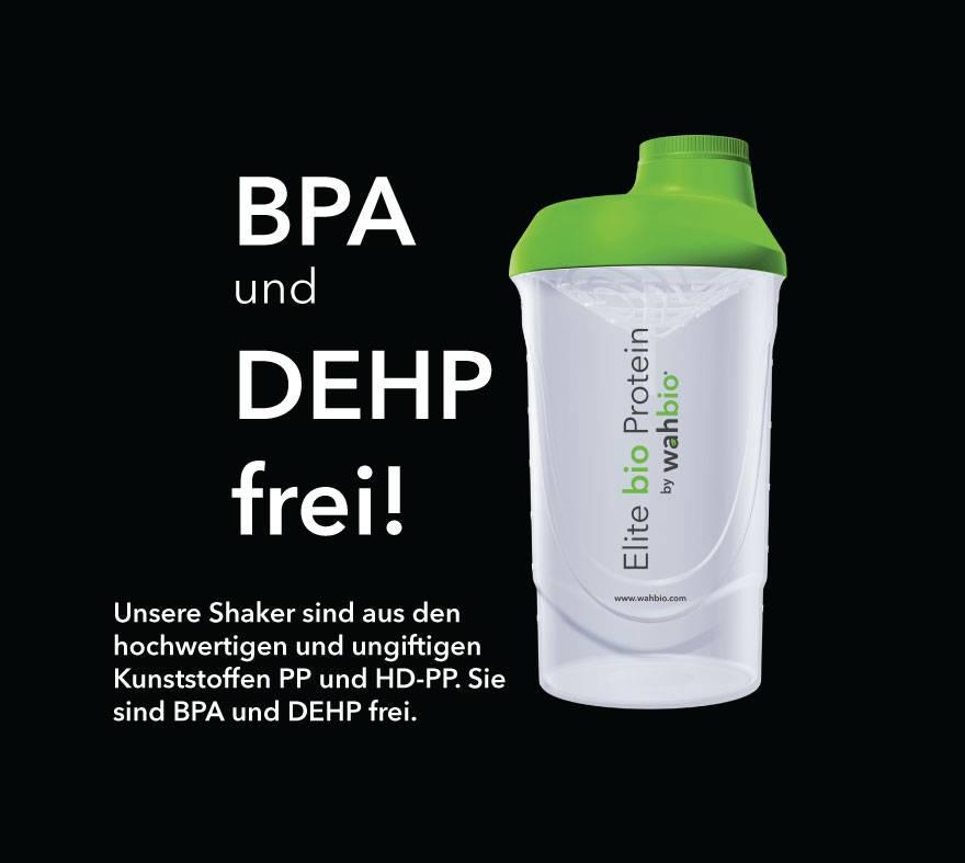Protein | Eiweiß Shaker 800ml | BPA und DEHP frei
