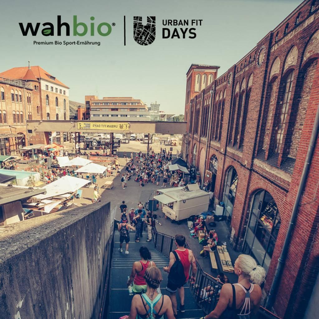 Wahbio @ Urban Fit Days Berlin 2017