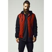 Urban Classics Hooded Diamond Quilt Nylon Jacket