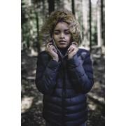 Urban Classics Ladies Hooded Fur Jacket