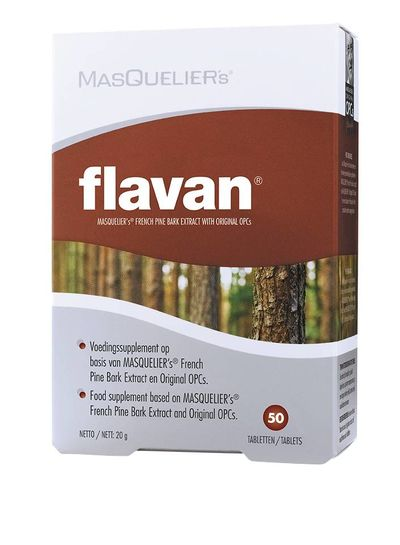 Flavan® - MASQUELIER's® French Pine Bark Extract with Original OPCs