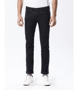 COJ Ray Stay Black Medium Waist Jeans