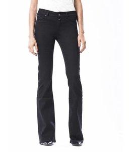 COJ Laura Stay Black Flared Jeans