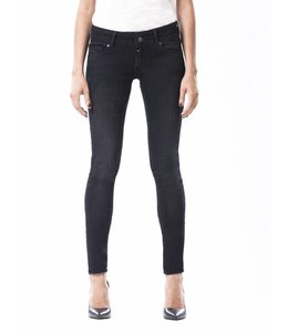 COJ Amy Black Vintage Super Skinny Jeans