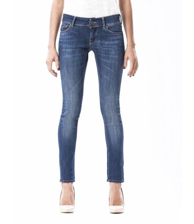 COJ Amy Dark Blue Super Skinny Jeans
