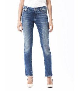 COJ Susan Dark Vintage Blue Straight Jeans