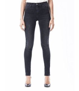 COJ Sophia Black Vintage Stretch Jeans