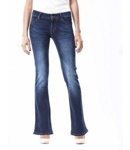 COJ Kim Dark Vintage Blue Bootcut Jeans