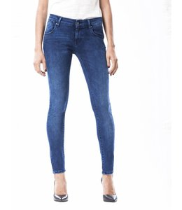 COJ Gina Cobalt Vintage Blue Push-up Jeans