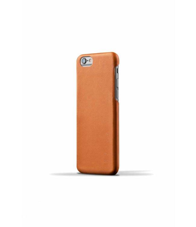 MUJJO Leder Hülle für iPhone 6(s) Tan