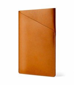 MUJJO Slim Fit iPad Air Sleeve Tan