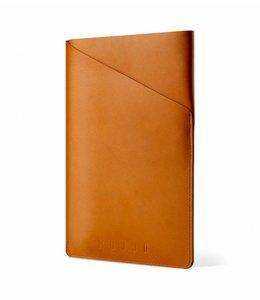 MUJJO Slim Fit iPad Mini Sleeve Tan