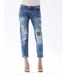 COJ Kate Torn Down Ripped Jeans