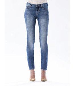 COJ Susan Medium Blue Straight Jeans