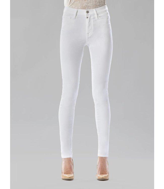 COJ Sophia White High Waisted Jeans