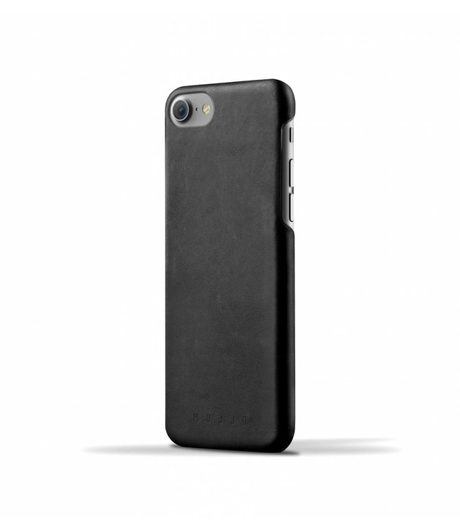 MUJJO Leather Case for iPhone 7 - Black