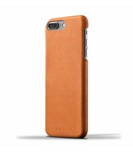 MUJJO Leder Hülle für iPhone 7 Plus - Tan