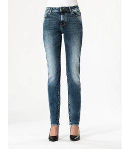 COJ Monica Medium Blue High Waisted Jeans