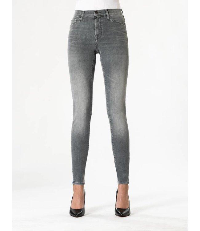 COJ Sophia Dark Grey Vintage Skinny Jeans