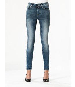 COJ Sylvia Medium Blue Super Skinny Jeans