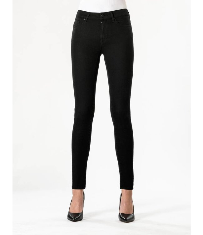 COJ Sylvia Stay Black Super Skinny Jeans