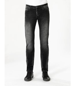 COJ George Black Vintage Jog Denim