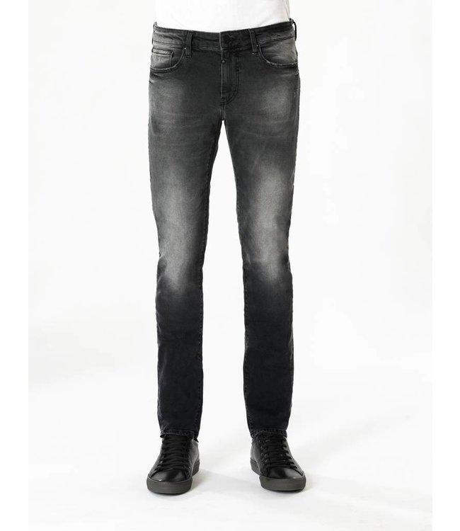 COJ Rick Black Vintage Faded Jeans