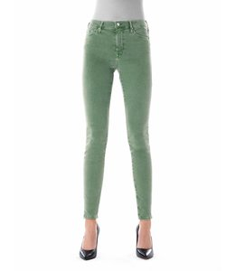 COJ Sophia Middle Green Reshaped Jeans