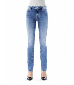 COJ Monica Light Blue High Waisted Jeans