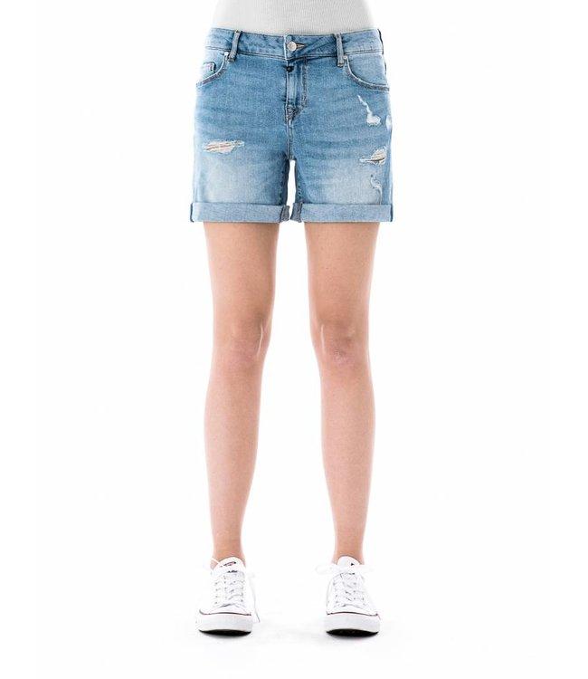 COJ Emma Medium Blue Denim Shorts