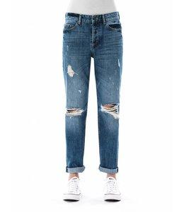 COJ Alicia Vintage Blue Cut Jeans