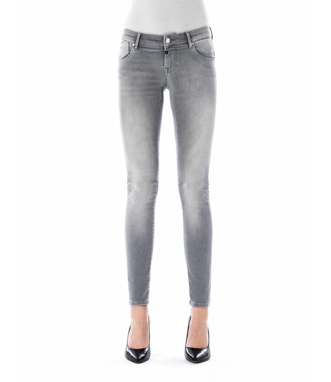 COJ Gina Grey Vintage Push-up Jeans