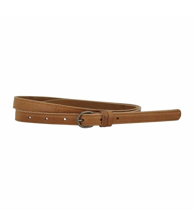 The Belt 15mm Ladies Belt Light Brown