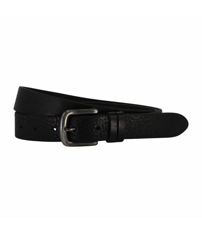 The Belt 30mm Ladies Belt Black