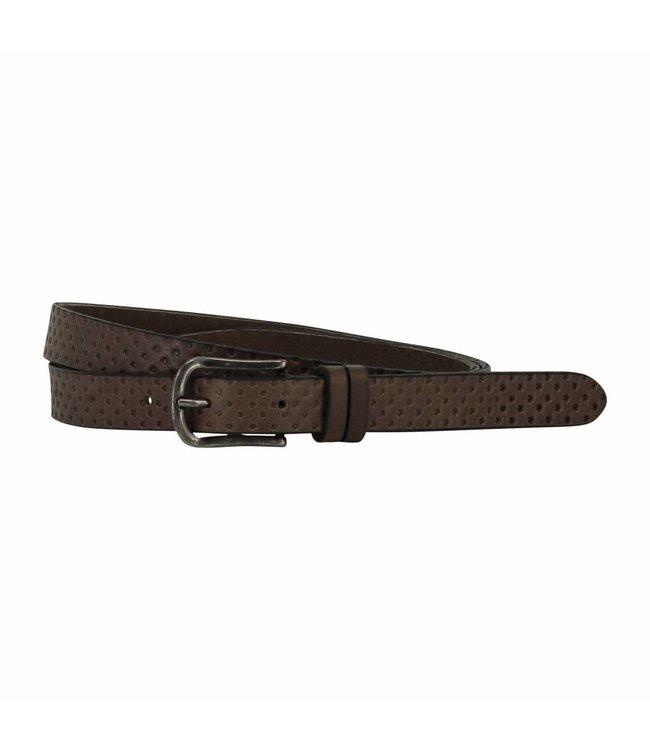 The Belt 20mm Ladies Belt Grey