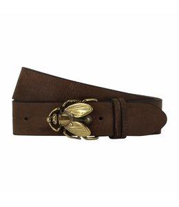 The Belt 40mm Ladies Belt Brown