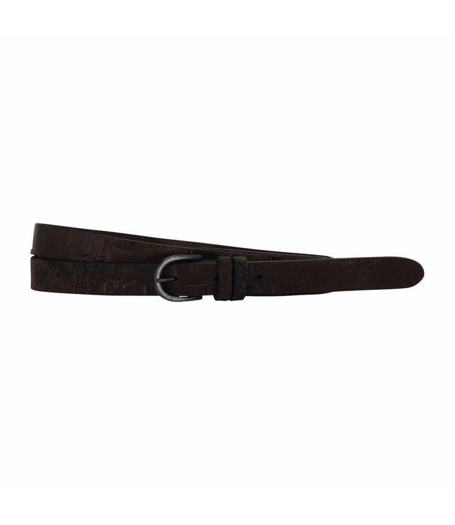 The Belt 20mm Ladies Belt Brown
