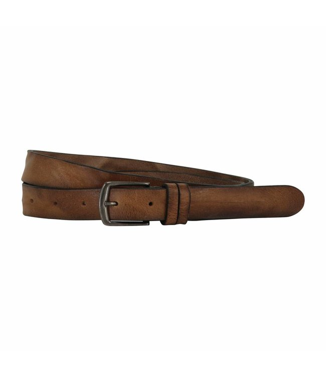 The Belt 25mm Ladies Belt Light Brown