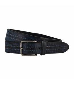The Belt 35mm Men Belt Indigo Blue
